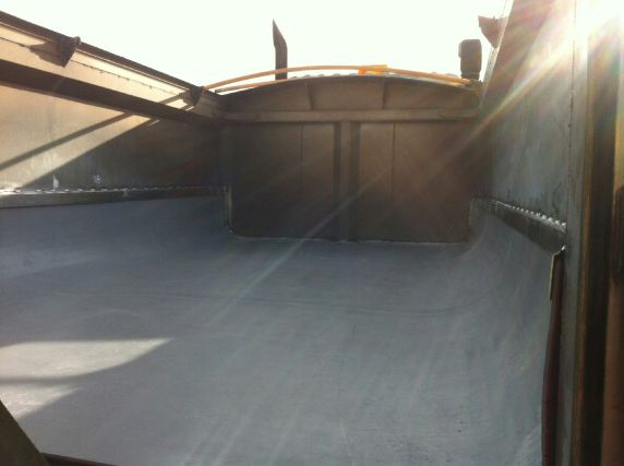 Plaztuff hyslip truck liner
